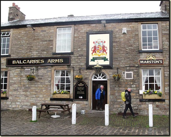 Illicit refuelling at the Balcarres Arms