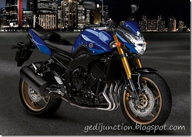 yamaha-fz8 2010 revealed launch