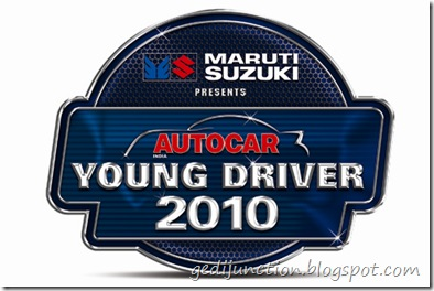 autocar india young driver 2010