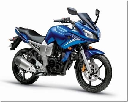 Yamaha-Fazer-India-Blue