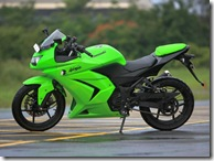 Kawasaki bajaj ninja 250 R india launch pics photos price specifications