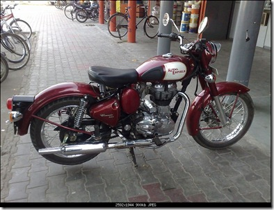 royal enfield bullet classic 350 new 2009 carb