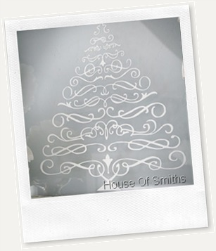 Scroll Tree- House of Smiths