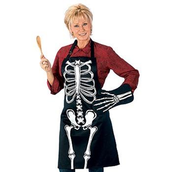 skeletonapron