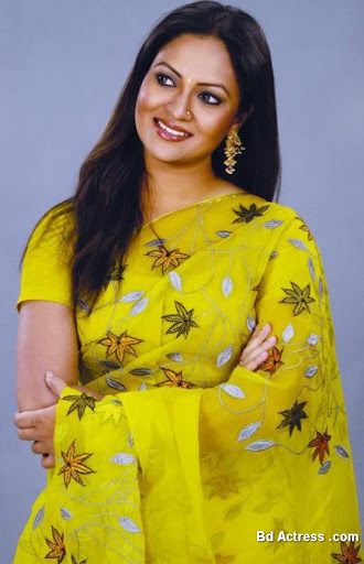 Bangladeshi Actress Richi Solaiman-05