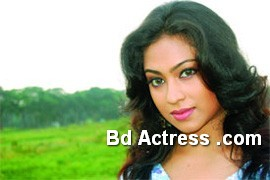 Bd actress Popi lovely face