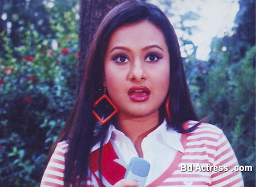 Bangladeshi Actress Purnima Photo-02
