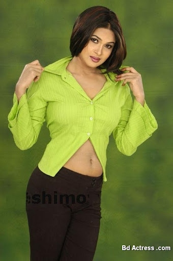 Bangladeshi Actress Shimla Photo-01
