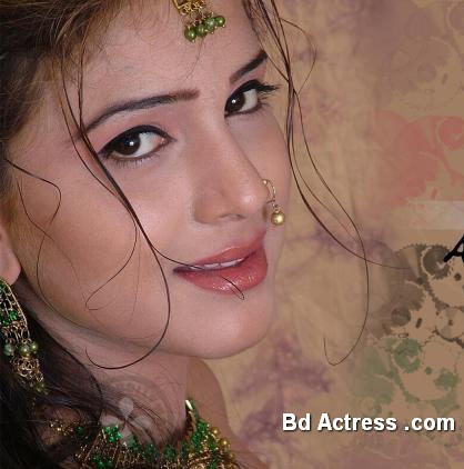 Pakistani Actress Amna Shah Photo-01