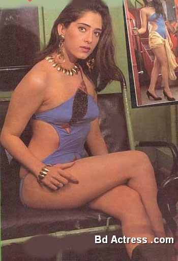 Pakistani Actress Anita Ayub Photo-03