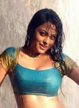 South Indian Actress Meenakshi Thumbnail