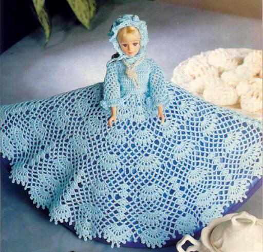 robes de poupées 27
