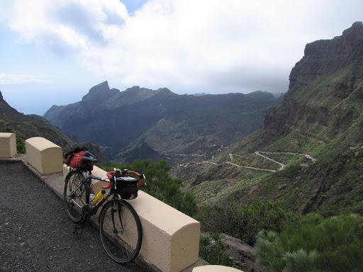 Györgyi Gábor : Tenerife, Masca