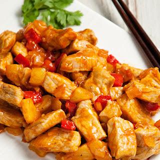Pork Tenderloin Pineapple Stir Fry Recipes