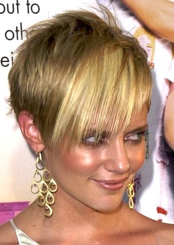 Tags: celebrity cute cute short hairstyles Entertainment hair style haircut