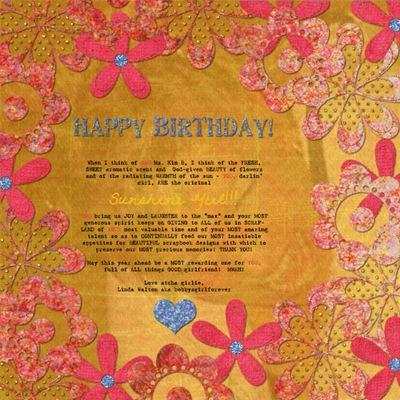 HAPPY BIRTHDAY KIM - 110408 - Prev
