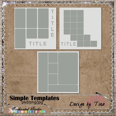 Design by Tina_Simple Templates_preview