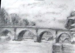 Estompe 39 tonal painting - Papier peint bhv rivoli ...