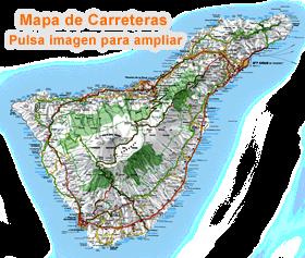 Mapa de carreteras, pulsa la imagen para ampliar