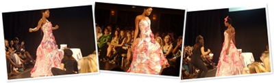 View Katya Leonovich Paint Gown