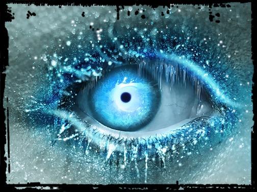 ojos de hielo