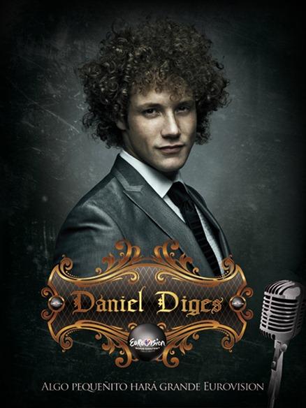 Daniel Diges Eurovisin 2010