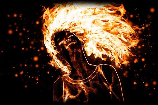 Sueños de fuego / Dreams on fire