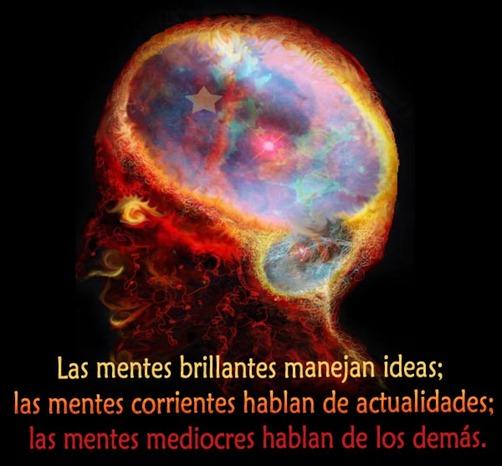 mentes brillantes