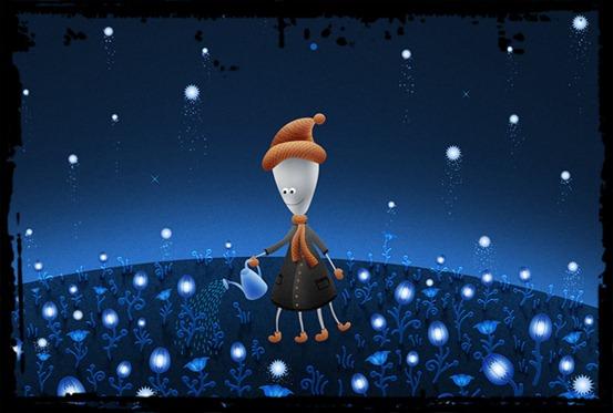 el sembrador de estrellas