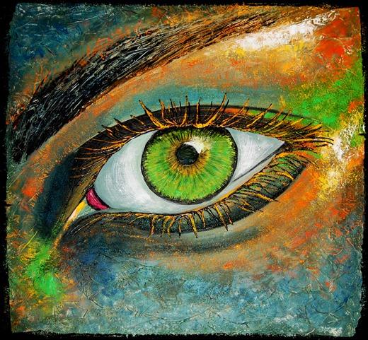 ojo magico