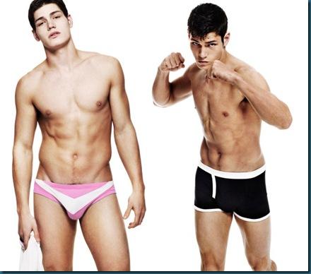 Sam Way for B Boy  underwear 06