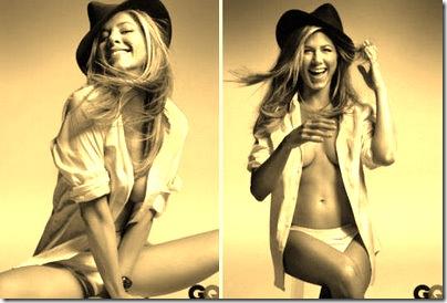 Jennifer Aniston 40 anos