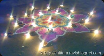 Karthika_Pooja_rangoli_8