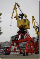 Dockside Crane for Sam