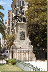 Moreno Monument