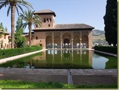 Cool pool and gazebo