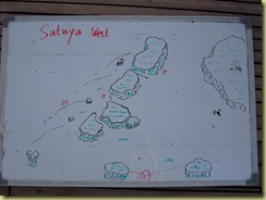 Sataya West Dive Plan