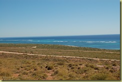 Ningaloo Reef off Lighthouse Point