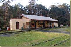 Pemberton Station