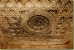 Baal Temple Roof Carving