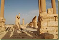 Palmyra Columned Road