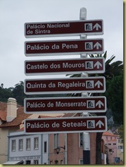 Sintra Palaces
