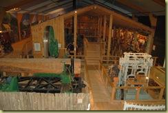 Inside Sawmill