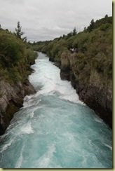 Huko Falls Downstream
