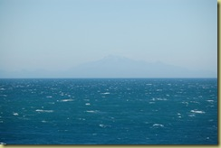 South Island in Distance