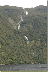 1000m waterfall
