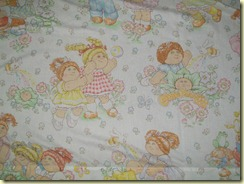 Cabbage Patch Kids Sheets