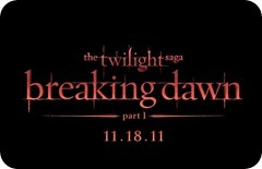 Breaking Dawn Part 1 Title Treatment