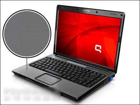 compaq presario cq56-115dx notebook computer. compaq presario
