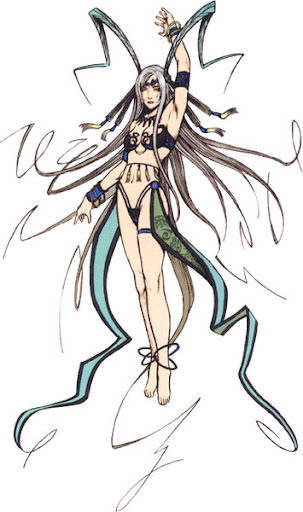 ¿Qué cosplay has llevado? Ff10-yunalesca
